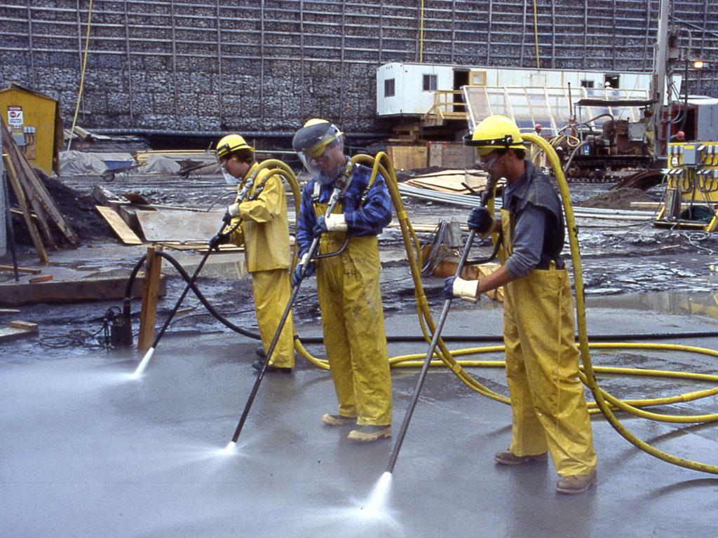 ทำความสะอาดโรงงาน